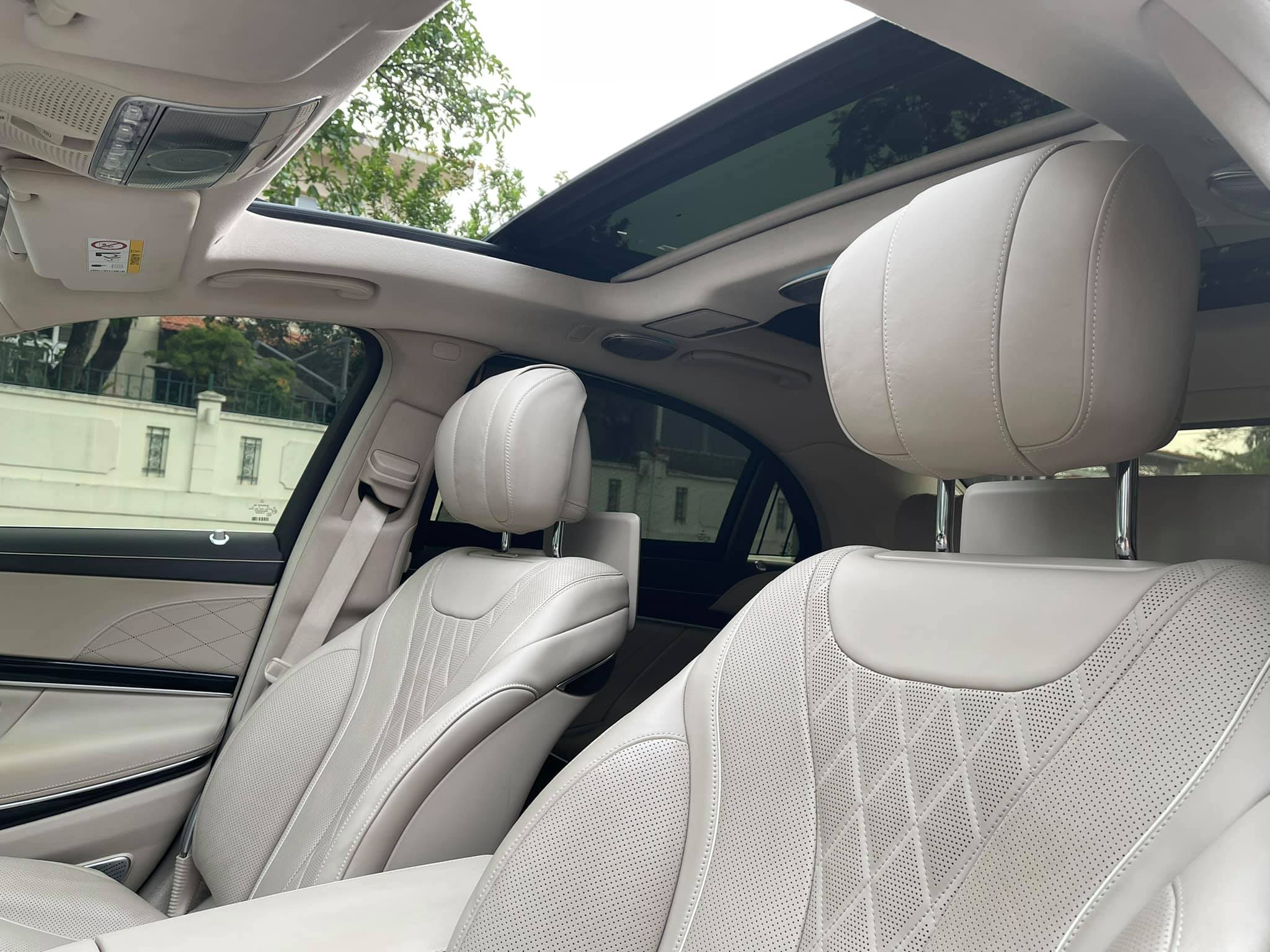 S450 Luxury 2018(Xe Đã Bán)