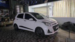 HyundaiGrand i10 1.2 AT 2017 HB