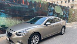 Bán Mazda 6 2016 giá chỉ hơn 500 triệu