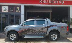 Chuyên thu mua xe bán tải tại Quận Gò Vấp
