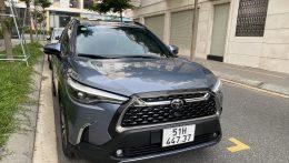 Toyota Corolla Cross 1.8V Lướt 2020